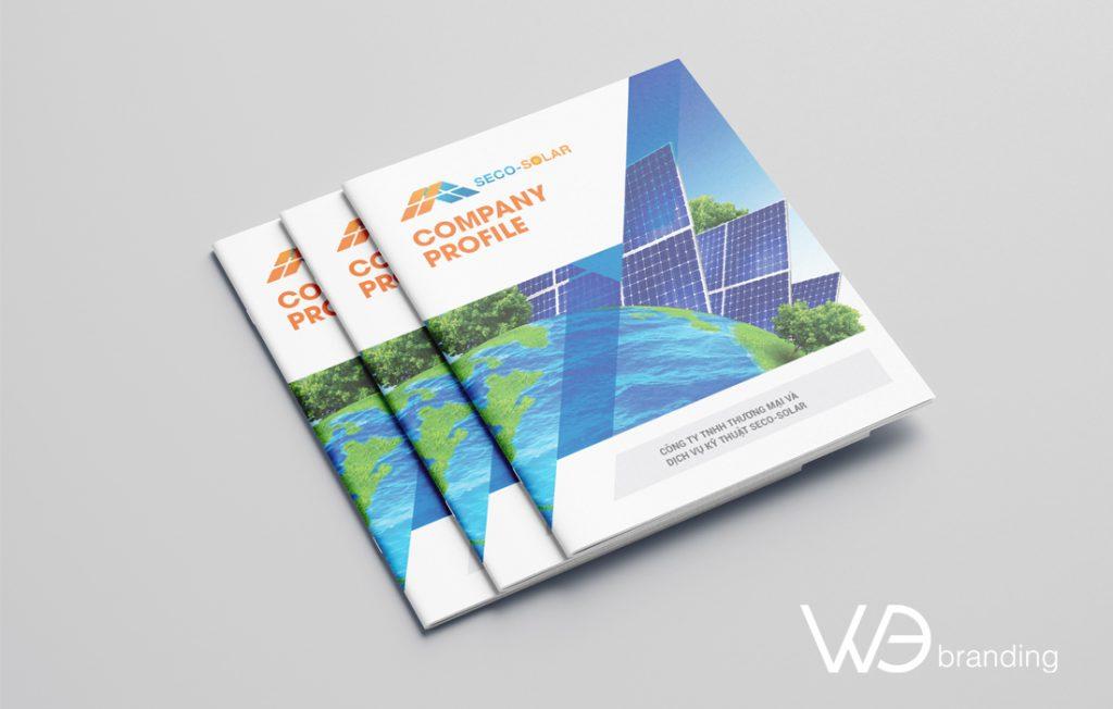 Bìa hồ sơ năng lực điện mặt trời